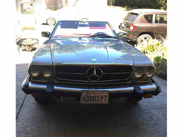 1978 Mercedes-Benz 450SL | 912699