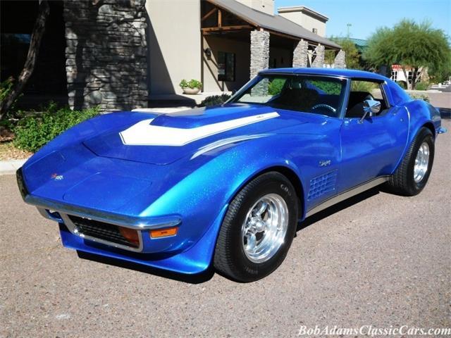1972 Chevrolet Corvette | 912704