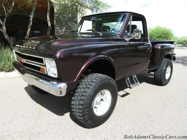1968 Chevrolet 3/4 Ton 4x4 Pick-Up | 912706
