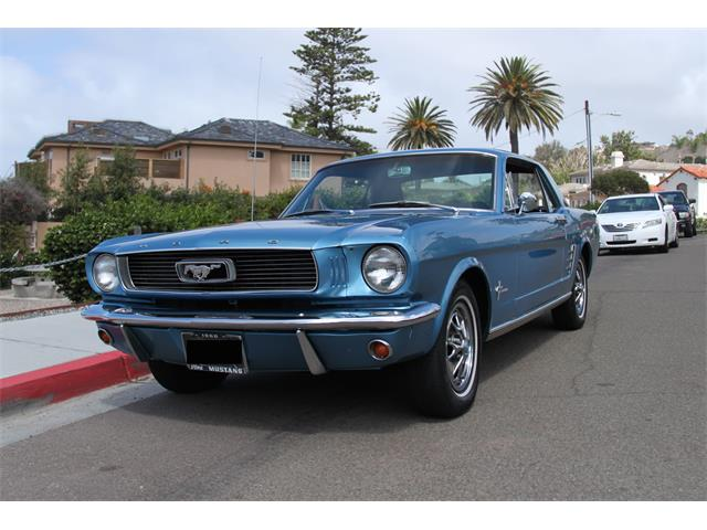 1966 Ford Mustang | 912712