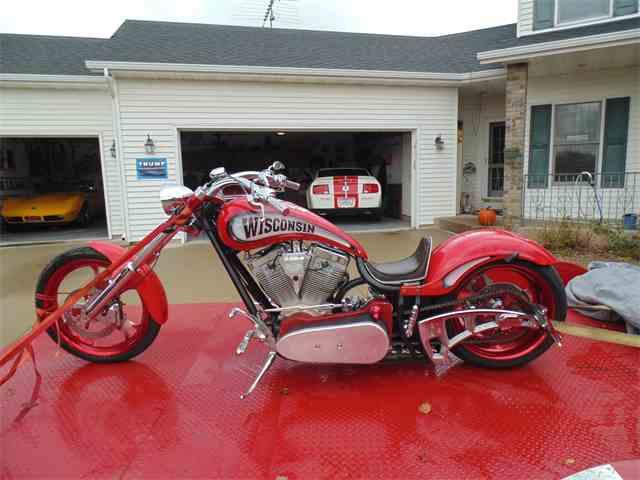 2008 Harley-Davidson soft tail chopper | 912714