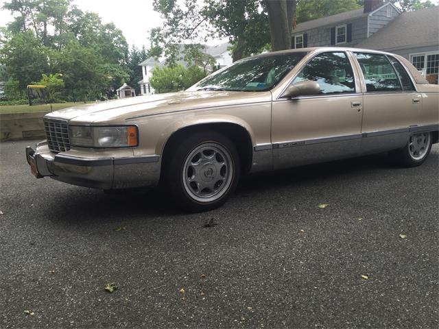 1995 Cadillac Fleetwood | 912717