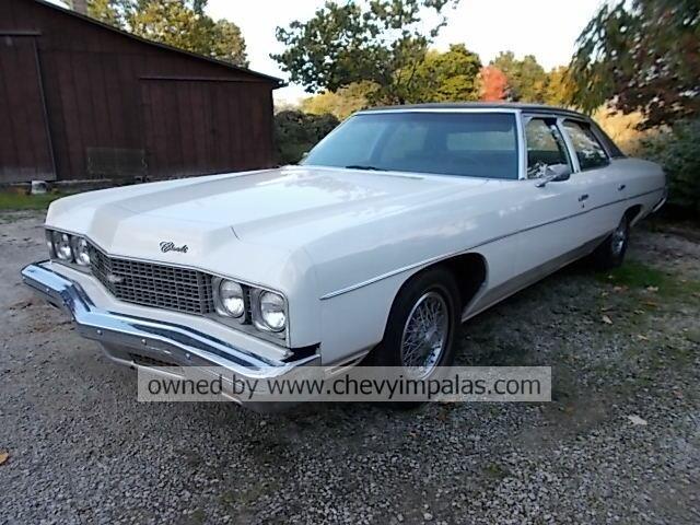 1973 Chevrolet Impala 4 door | 912718