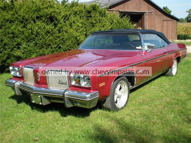 1974 Oldsmobile Delta 88 Convertible | 912719