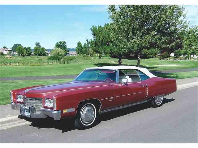 1971 Cadillac Eldorado | 912722