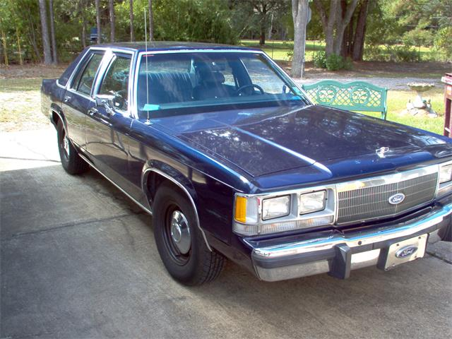 1991 Ford Crown Victoria | 912723
