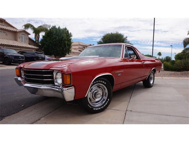 1972 Chevrolet El Camino | 912727