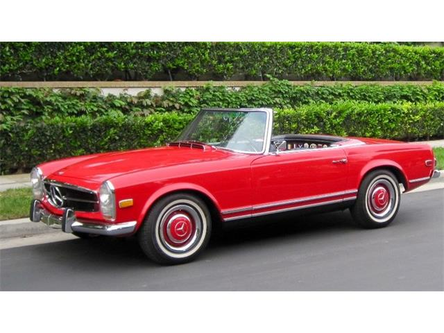 1966 Mercedes-Benz 230SL | 912734