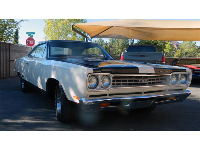 1969 Plymouth GTX | 912739