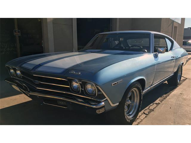 1969 Chevrolet Chevelle | 912743