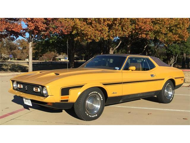1971 Ford Mustang | 912748