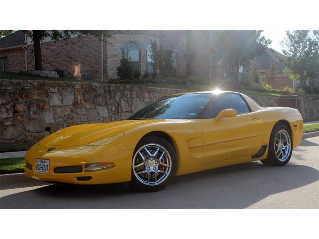 2001 Chevrolet Corvette Z06 | 912749