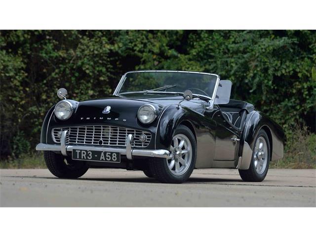 1958 Triumph TR3 | 910275