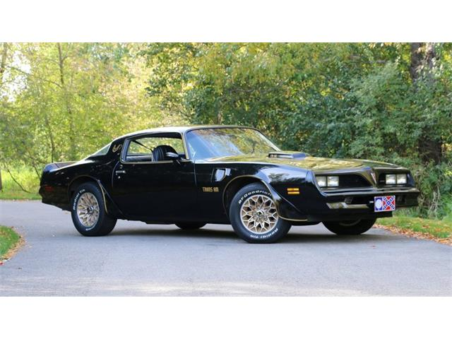 1978 Pontiac Firebird Trans Am | 912751