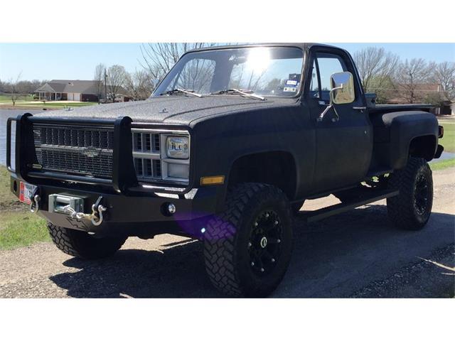 1982 Chevrolet K-20 | 912752
