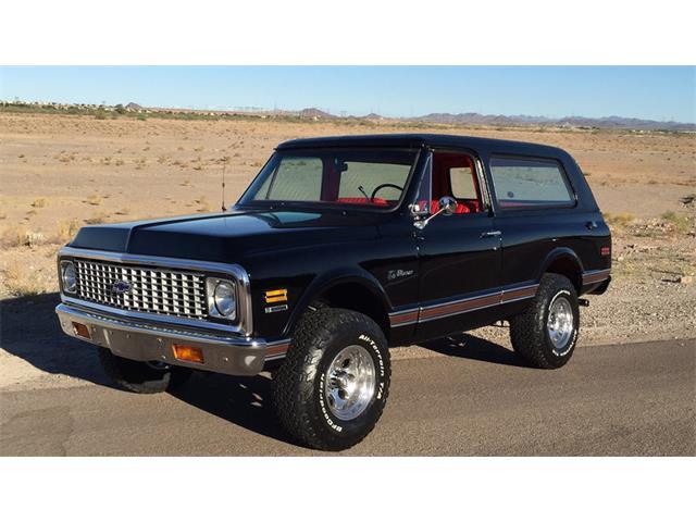 1971 Chevrolet Blazer | 912758