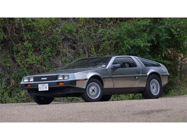 1981 DeLorean DMC-12 | 910276