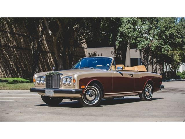 1978 Rolls-Royce Corniche | 912771