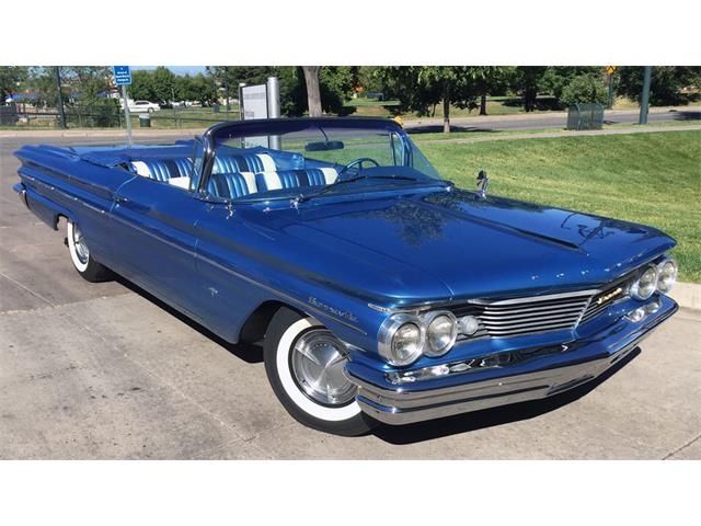 1960 Pontiac Bonneville | 912782