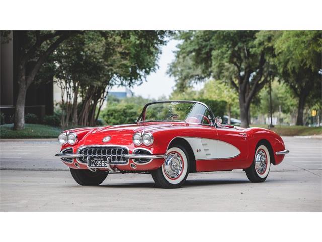 1960 Chevrolet Corvette | 912786