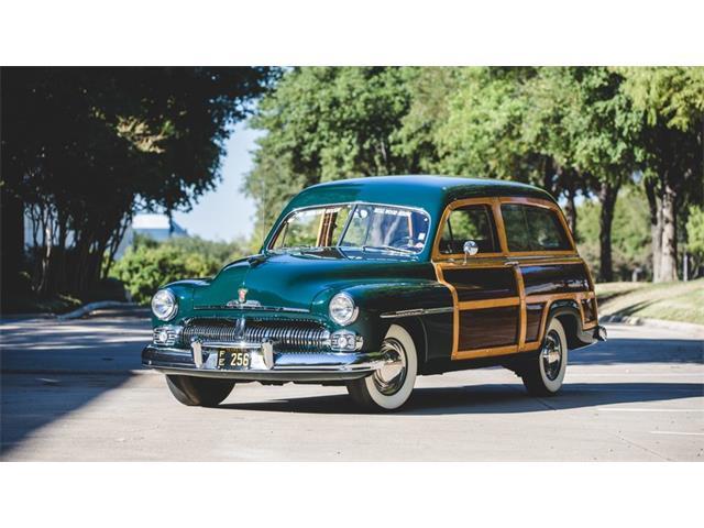 1950 Mercury Woody | 912796