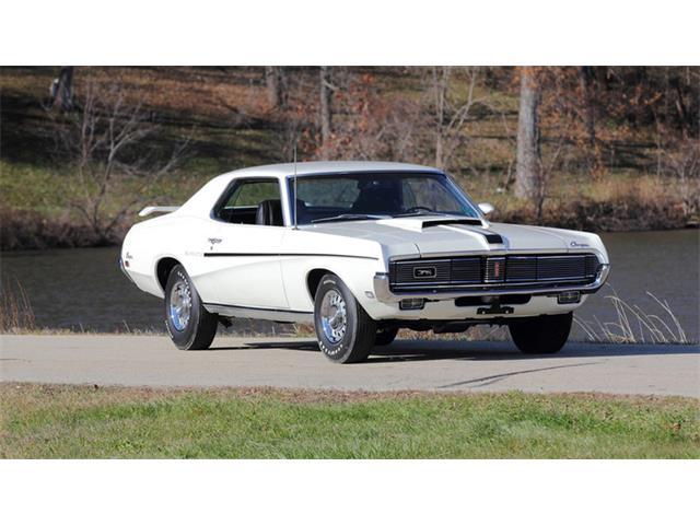 1969 Mercury Cougar | 912797