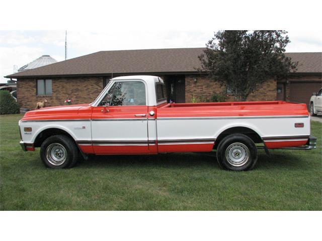 1972 Chevrolet Cheyenne | 912800