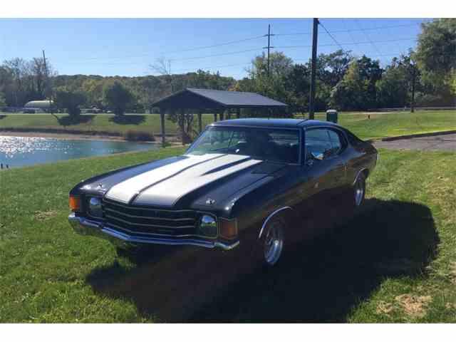 1972 Chevrolet Chevelle | 912802