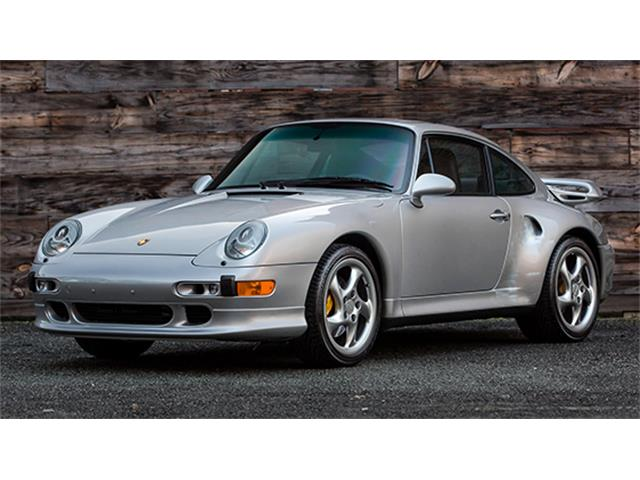 1997 Porsche 911 Turbo S Coupe | 912803