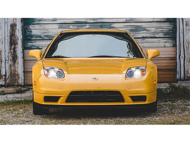 2004 Acura NSX-T | 912805