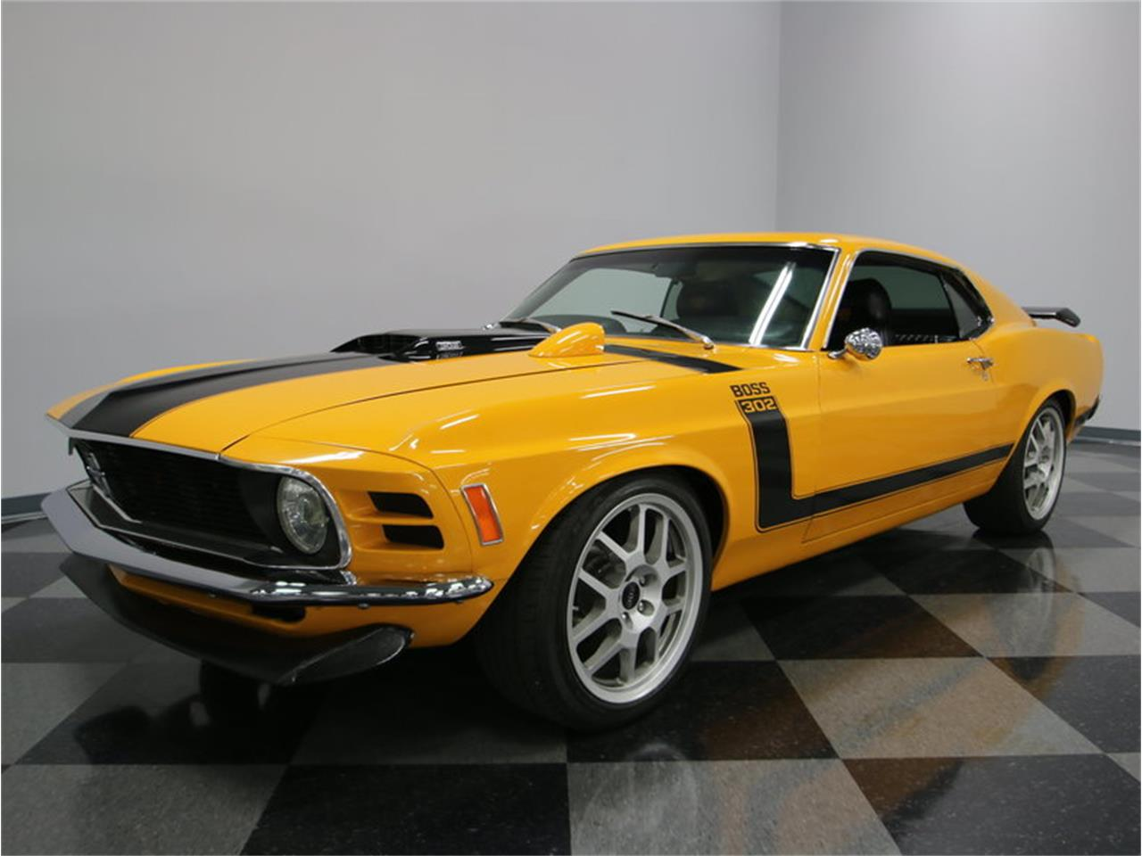 1970 boss 302 grabber orange for sale autos post. Black Bedroom Furniture Sets. Home Design Ideas