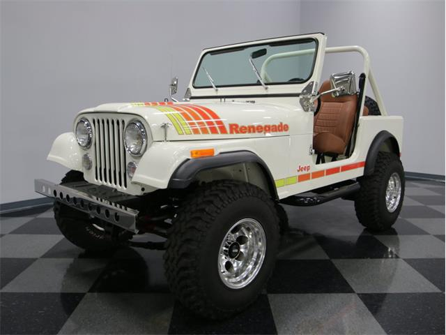 1981 Jeep CJ7 | 912812