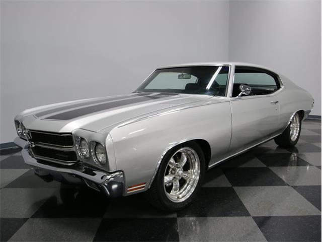 1970 Chevrolet Chevelle SS Pro Touring | 912814