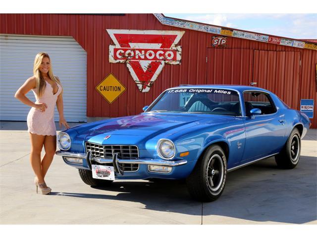 1973 Chevrolet Camaro | 912816