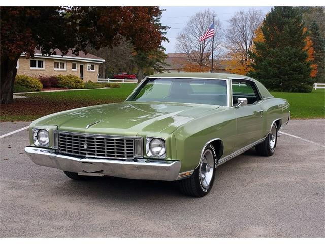1972 Chevrolet Monte Carlo | 912818
