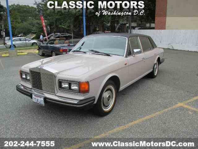 1985 Rolls-Royce Silver Spur | 912822
