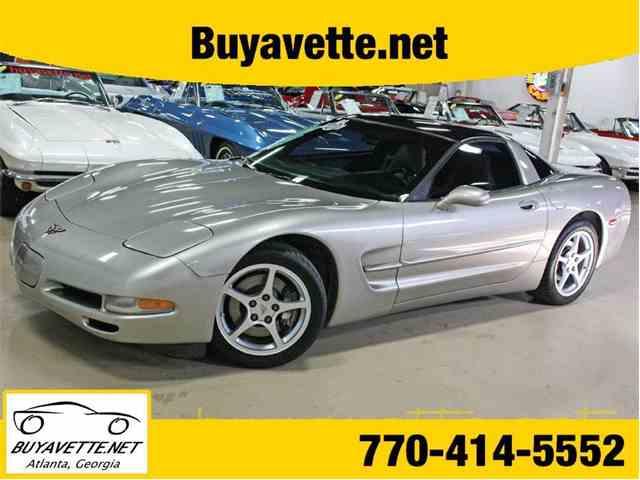 2000 Chevrolet Corvette | 912827