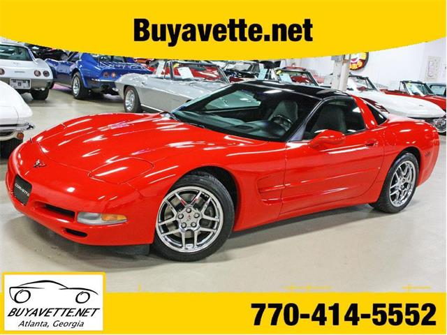 2000 Chevrolet Corvette | 912828