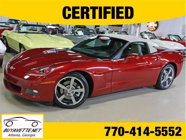 2008 Chevrolet Corvette | 912829