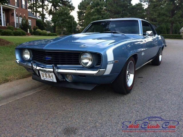 1969 Chevrolet Camaro | 912832