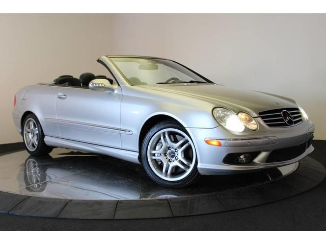 2004 Mercedes-Benz CLK-Class | 912846