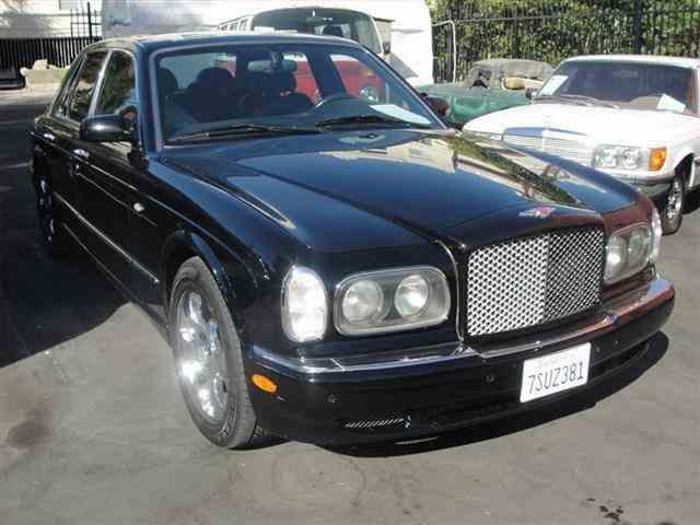 2000 Bently Arnage   910285