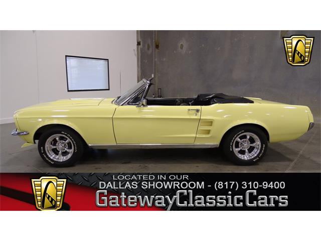 1967 Ford Mustang | 912858