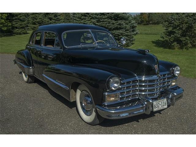 1947 Cadillac Series 62 | 912860