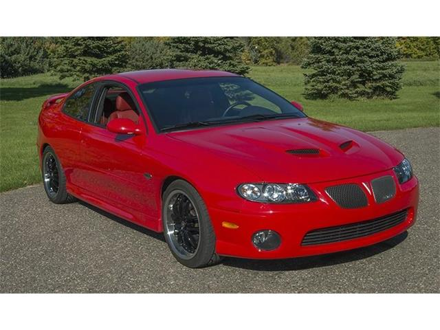 2005 Pontiac GTO | 912861