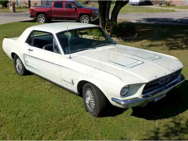 1967 Ford Mustang | 912863