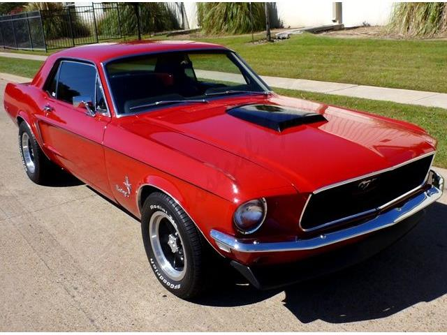 1968 Ford Mustang | 912864