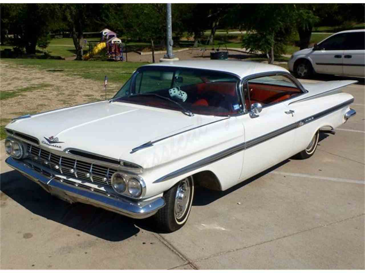 1959 chevrolet impala for sale cc 912865. Black Bedroom Furniture Sets. Home Design Ideas