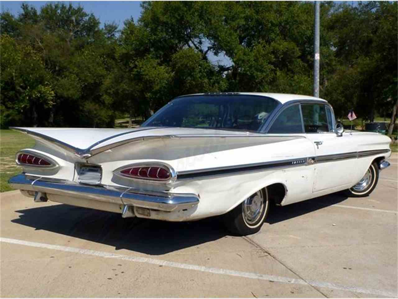 Trucks Under 5000 >> 1959 Chevrolet Impala for Sale | ClassicCars.com | CC-912865