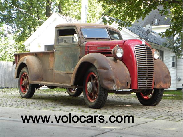 1938 Diamond T Model 80-S Pickup | 912871